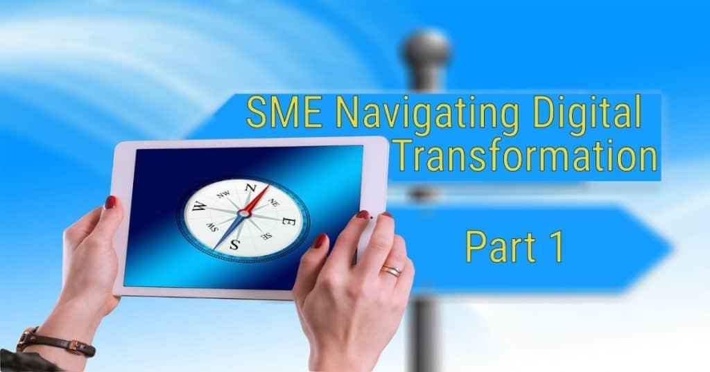 SME Navigation Digital Transformation
